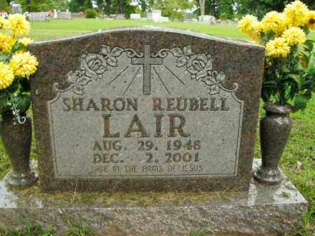 REUBELL LAIR, SHARON - Boone County, Arkansas | SHARON REUBELL LAIR - Arkansas Gravestone Photos