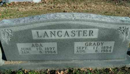 LANCASTER, GRADY - Boone County, Arkansas | GRADY LANCASTER - Arkansas Gravestone Photos