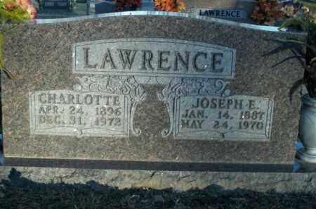 LAWRENCE, JOSEPH EDWARD - Boone County, Arkansas   JOSEPH EDWARD LAWRENCE - Arkansas Gravestone Photos