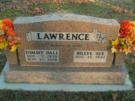 LAWRENCE, TOMMY DALE - Boone County, Arkansas | TOMMY DALE LAWRENCE - Arkansas Gravestone Photos