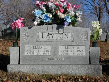 LAYTON, THELMA L. - Boone County, Arkansas   THELMA L. LAYTON - Arkansas Gravestone Photos