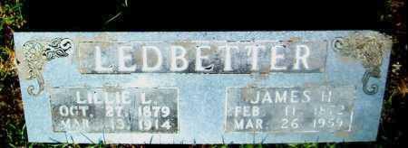 LEDBETTER, JAMES H. - Boone County, Arkansas | JAMES H. LEDBETTER - Arkansas Gravestone Photos