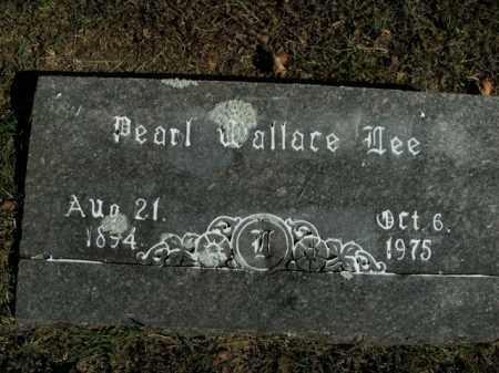 LEE, PEARL - Boone County, Arkansas | PEARL LEE - Arkansas Gravestone Photos
