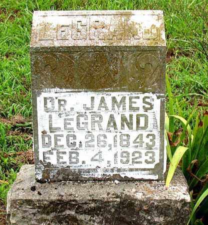 LEGRAND, JAMES - Boone County, Arkansas   JAMES LEGRAND - Arkansas Gravestone Photos