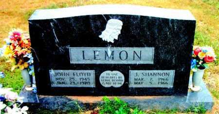 LEMON, JOHN FLOYD - Boone County, Arkansas | JOHN FLOYD LEMON - Arkansas Gravestone Photos