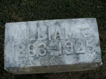 LEONARD, WILLIAM C. - Boone County, Arkansas   WILLIAM C. LEONARD - Arkansas Gravestone Photos