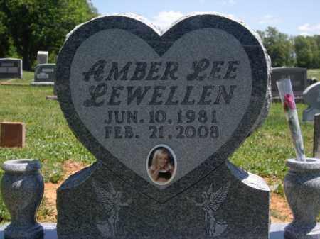 LEWELLEN, AMBER LEE - Boone County, Arkansas | AMBER LEE LEWELLEN - Arkansas Gravestone Photos