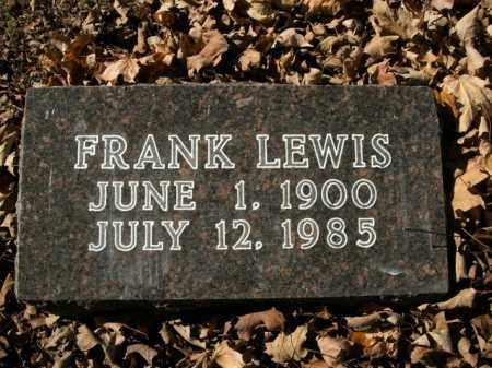 COTTON, FRANK LEWIS - Boone County, Arkansas | FRANK LEWIS COTTON - Arkansas Gravestone Photos