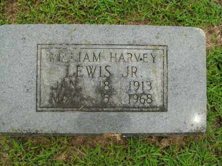 LEWIS, WILLIAM HARVEY, JR - Boone County, Arkansas | WILLIAM HARVEY, JR LEWIS - Arkansas Gravestone Photos