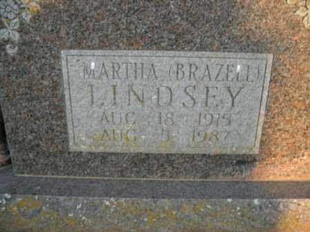 LINDSEY, MARTHA - Boone County, Arkansas | MARTHA LINDSEY - Arkansas Gravestone Photos