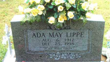 LIPPE, ADA MAY - Boone County, Arkansas   ADA MAY LIPPE - Arkansas Gravestone Photos