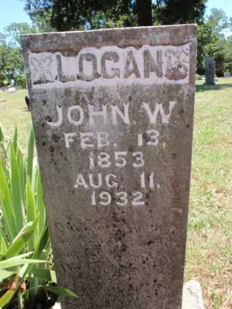 LOGAN, JOHN WESLEY - Boone County, Arkansas | JOHN WESLEY LOGAN - Arkansas Gravestone Photos