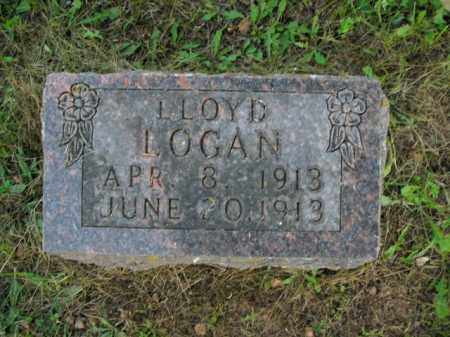 LOGAN, LLOYD - Boone County, Arkansas | LLOYD LOGAN - Arkansas Gravestone Photos