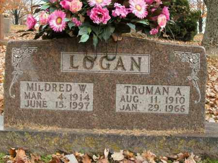 LOGAN, TRUMAN ARTHUR - Boone County, Arkansas | TRUMAN ARTHUR LOGAN - Arkansas Gravestone Photos