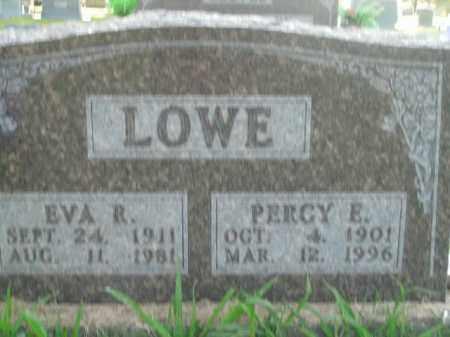 LOWE, EVA R. - Boone County, Arkansas   EVA R. LOWE - Arkansas Gravestone Photos