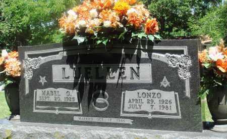 LUELLEN, LONZO - Boone County, Arkansas | LONZO LUELLEN - Arkansas Gravestone Photos