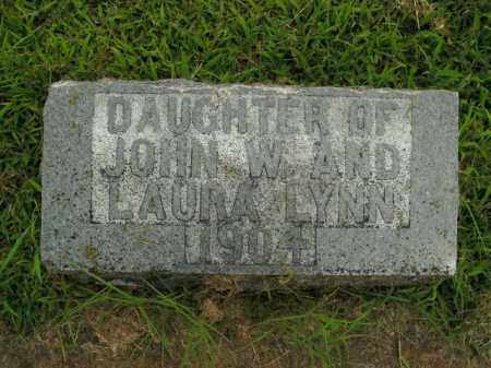 LYNN, DAUGHTER - Boone County, Arkansas | DAUGHTER LYNN - Arkansas Gravestone Photos