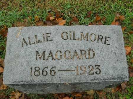 MAGGARD, ALMARINE MAXINE - Boone County, Arkansas | ALMARINE MAXINE MAGGARD - Arkansas Gravestone Photos