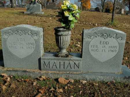 MAHAN, EDD - Boone County, Arkansas | EDD MAHAN - Arkansas Gravestone Photos