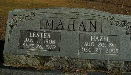 MAHAN, HAZEL - Boone County, Arkansas | HAZEL MAHAN - Arkansas Gravestone Photos