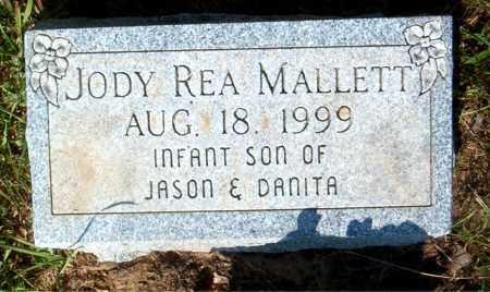 MALLETT, JODY REA - Boone County, Arkansas   JODY REA MALLETT - Arkansas Gravestone Photos