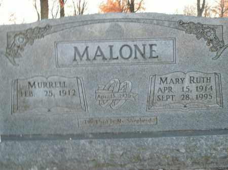 MALONE, MARY RUTH - Boone County, Arkansas | MARY RUTH MALONE - Arkansas Gravestone Photos