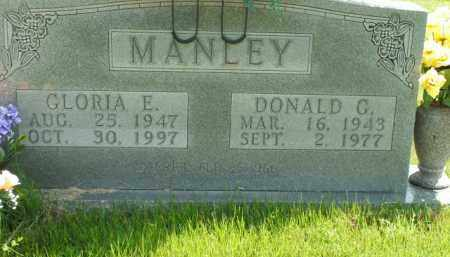 MANLEY, GLORIA E. - Boone County, Arkansas | GLORIA E. MANLEY - Arkansas Gravestone Photos