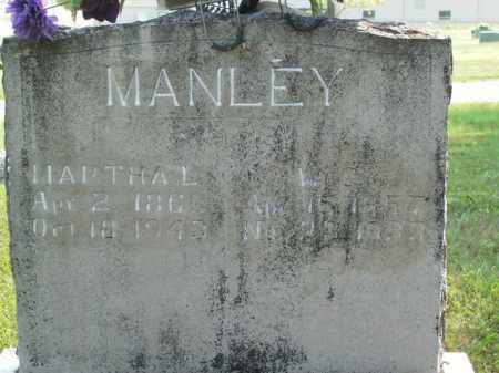 MANLEY, WILLIAM CHARLES - Boone County, Arkansas | WILLIAM CHARLES MANLEY - Arkansas Gravestone Photos