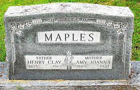 MAPLES, AMY JOANNA - Boone County, Arkansas | AMY JOANNA MAPLES - Arkansas Gravestone Photos
