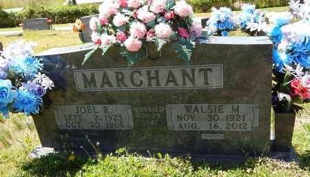 MARCHANT, JOEL R. - Boone County, Arkansas | JOEL R. MARCHANT - Arkansas Gravestone Photos