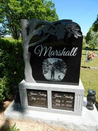 MARSHALL, JAMES STANLEY - Boone County, Arkansas   JAMES STANLEY MARSHALL - Arkansas Gravestone Photos