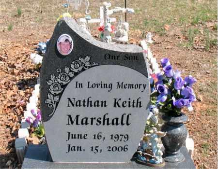 MARSHALL, NATHAN KEITH - Boone County, Arkansas   NATHAN KEITH MARSHALL - Arkansas Gravestone Photos