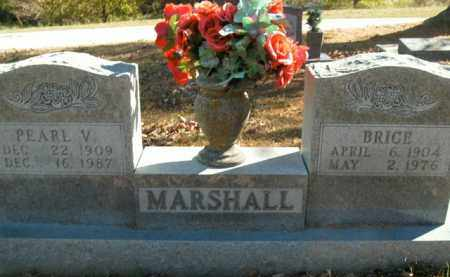 MARSHALL, PEARL V. - Boone County, Arkansas | PEARL V. MARSHALL - Arkansas Gravestone Photos