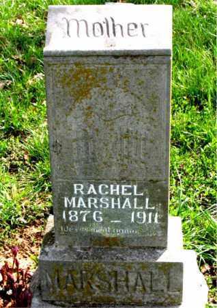 MARSHALL, RACHEL - Boone County, Arkansas | RACHEL MARSHALL - Arkansas Gravestone Photos