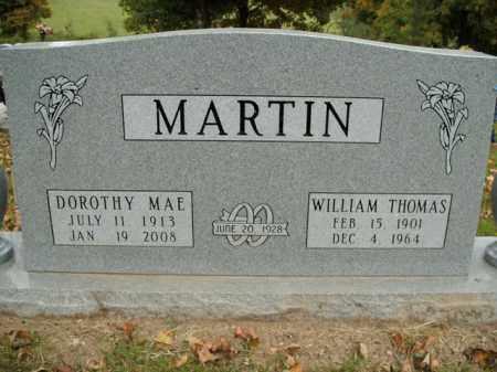 MARTIN, WILLIAM THOMAS - Boone County, Arkansas | WILLIAM THOMAS MARTIN - Arkansas Gravestone Photos