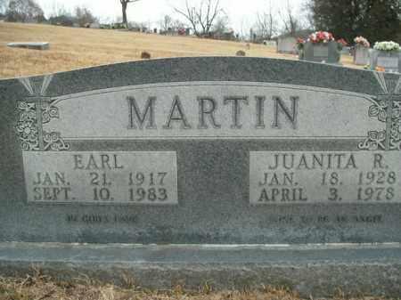 MARTIN, EARL - Boone County, Arkansas   EARL MARTIN - Arkansas Gravestone Photos