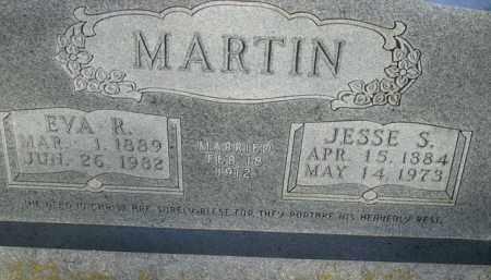 MARTIN, EVA R. - Boone County, Arkansas | EVA R. MARTIN - Arkansas Gravestone Photos