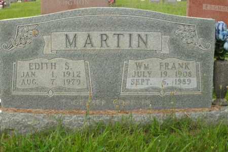 MARTIN, WM. FRANK - Boone County, Arkansas | WM. FRANK MARTIN - Arkansas Gravestone Photos