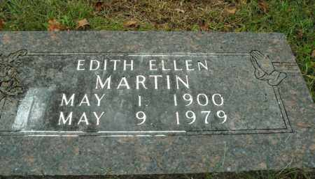 MARTIN, EDITH ELLEN - Boone County, Arkansas | EDITH ELLEN MARTIN - Arkansas Gravestone Photos