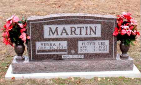 MARTIN, FLOYD LEE - Boone County, Arkansas | FLOYD LEE MARTIN - Arkansas Gravestone Photos