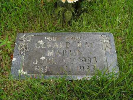 MARTIN, GERALD RAY - Boone County, Arkansas | GERALD RAY MARTIN - Arkansas Gravestone Photos