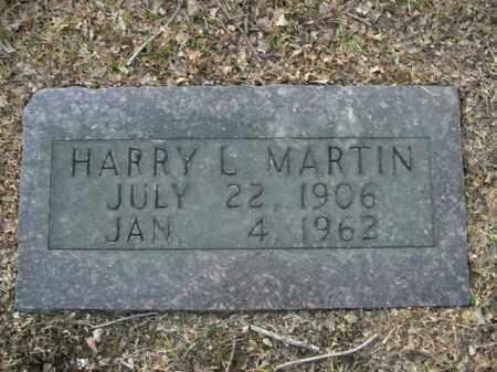 MARTIN, HARRY L. - Boone County, Arkansas | HARRY L. MARTIN - Arkansas Gravestone Photos