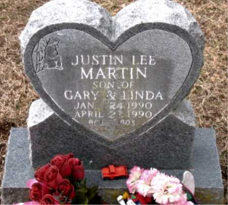 MARTIN, JUSTIN LEE - Boone County, Arkansas | JUSTIN LEE MARTIN - Arkansas Gravestone Photos