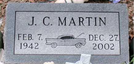 MARTIN, J.  C. - Boone County, Arkansas   J.  C. MARTIN - Arkansas Gravestone Photos