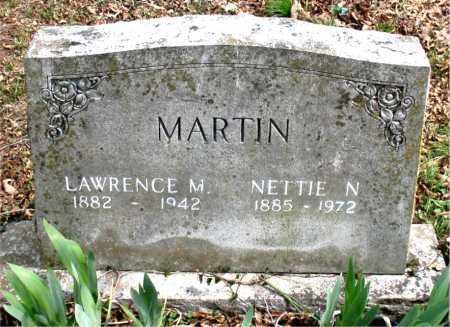 MARTIN, LAWRENCE  M. - Boone County, Arkansas | LAWRENCE  M. MARTIN - Arkansas Gravestone Photos