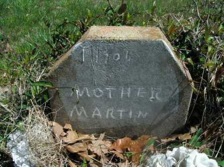 MARTIN, MOTHER - Boone County, Arkansas   MOTHER MARTIN - Arkansas Gravestone Photos