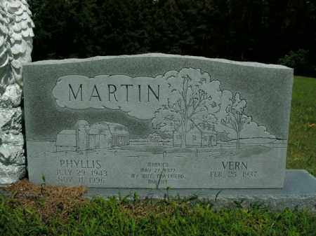 MARTIN, PHYLLIS - Boone County, Arkansas | PHYLLIS MARTIN - Arkansas Gravestone Photos