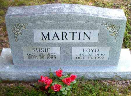 MARTIN, LOYD - Boone County, Arkansas   LOYD MARTIN - Arkansas Gravestone Photos