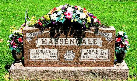MASSENGALE, ARVIN - Boone County, Arkansas   ARVIN MASSENGALE - Arkansas Gravestone Photos