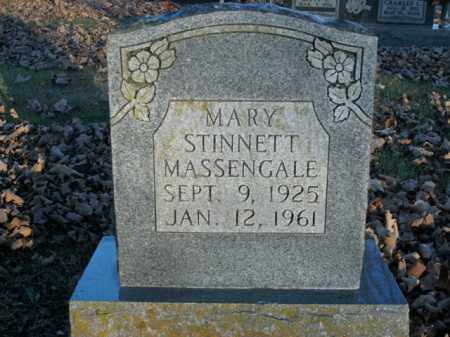 MASSENGALE, MARY AGNES - Boone County, Arkansas | MARY AGNES MASSENGALE - Arkansas Gravestone Photos
